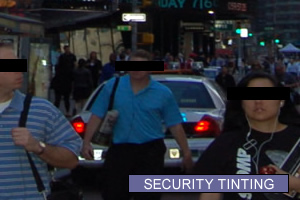 Security Tinting